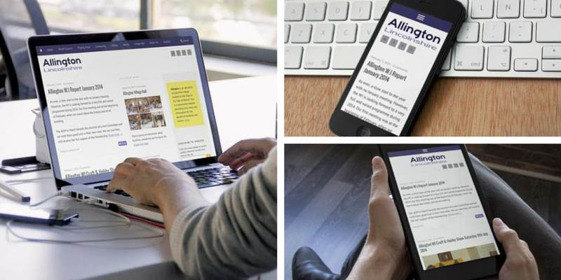 Allingtononline – A Community Website