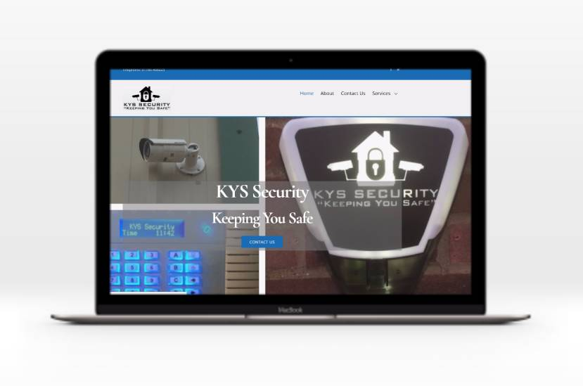 New Website – KYS Security